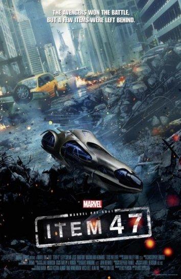 Смотреть Короткометражка Marvel: Образец 47 онлайн в HD качестве 720p