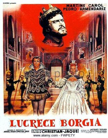 Смотреть Лукреция Борджа онлайн в HD качестве 720p