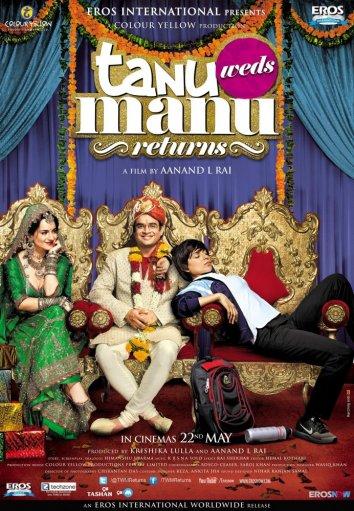 Смотреть Свадьба Тану и Ману. Возвращение онлайн в HD качестве 720p