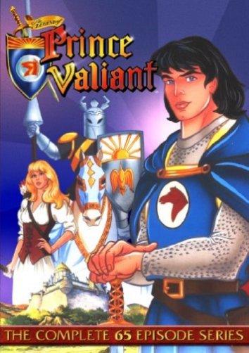Смотреть Легенда о принце Валианте онлайн в HD качестве 720p
