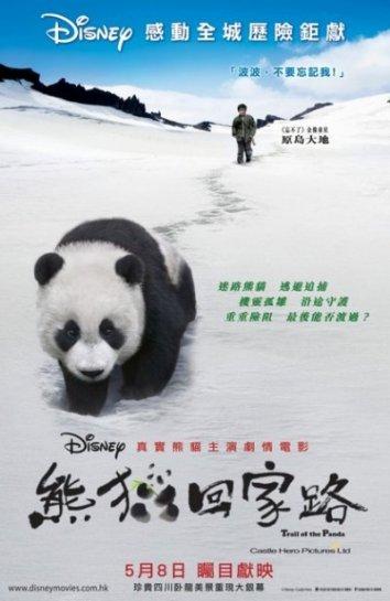 Смотреть След панды онлайн в HD качестве 720p