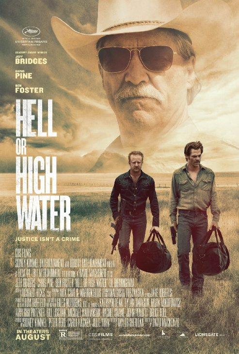 Любой ценой / Hell or High Water (2016)