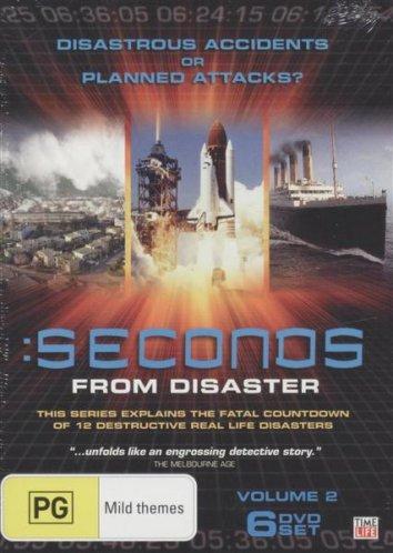 Смотреть Секунды до катастрофы онлайн в HD качестве 720p