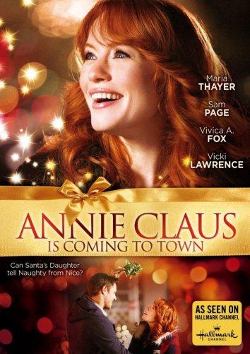 Смотреть Годичный отпуск Энни Клаус онлайн в HD качестве 720p