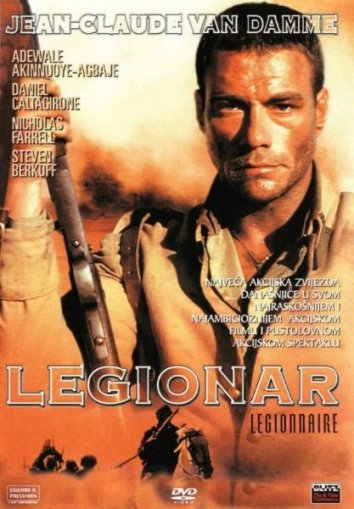 Смотреть Легионер онлайн в HD качестве 720p