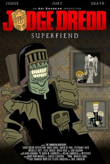 Смотреть Судья Дредд: Суперзлодей онлайн в HD качестве 720p