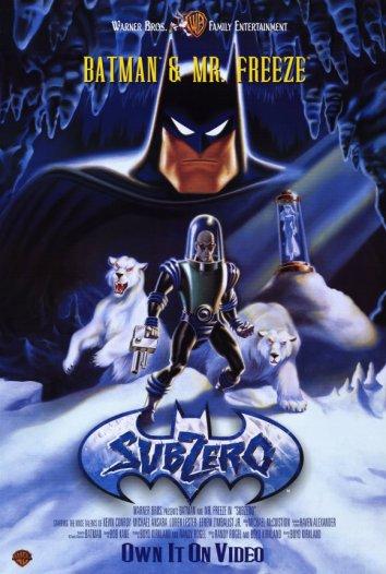 Смотреть Бэтмэн и Мистер Фриз онлайн в HD качестве 720p