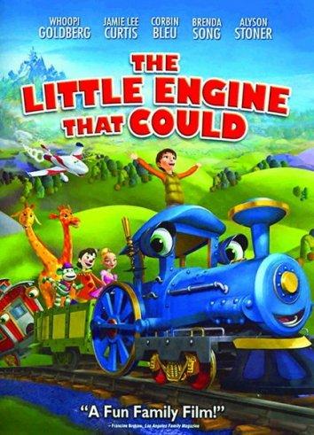 Смотреть Приключения маленького паровозика онлайн в HD качестве 720p