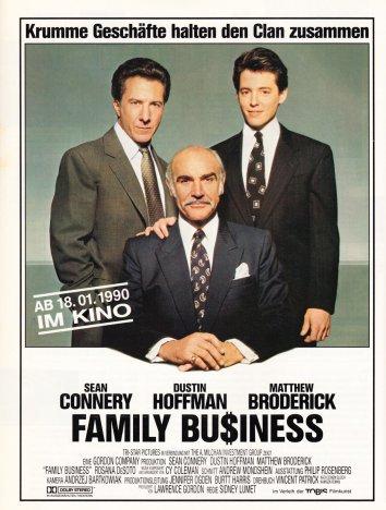 Смотреть Семейный бизнес онлайн в HD качестве 720p