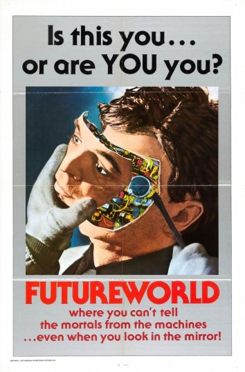 Смотреть Мир будущего онлайн в HD качестве 720p