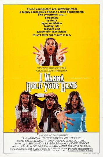 Смотреть Я хочу держать тебя за руку онлайн в HD качестве 720p