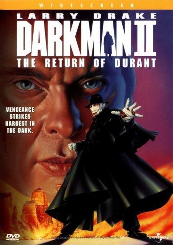 Смотреть Человек тьмы II: Возвращение Дюрана онлайн в HD качестве 720p