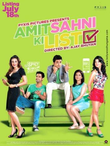 Смотреть Список Амита Сахни онлайн в HD качестве 720p