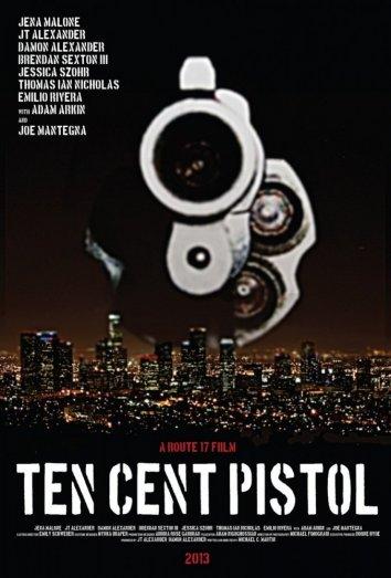Смотреть Пистолет за десять центов онлайн в HD качестве 720p