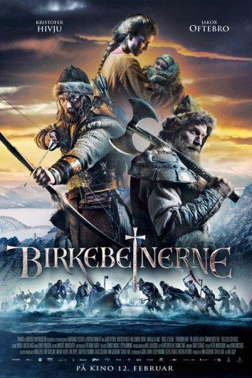 Смотреть Биркебейнеры онлайн в HD качестве 720p