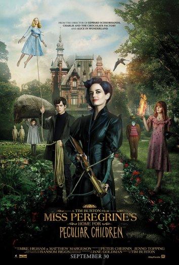 Смотреть Дом странных детей / Дом странных детей Мисс Перегрин онлайн в HD качестве
