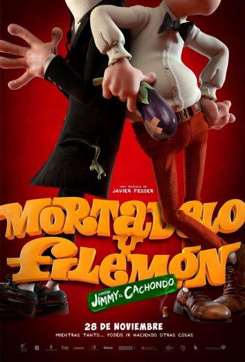 Смотреть Мортадело и Филимон против Джимми Торчка онлайн в HD качестве 720p