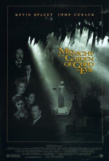 Смотреть Полночь в саду добра и зла онлайн в HD качестве 720p