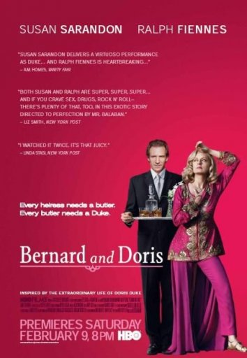 Смотреть Бернард и Дорис онлайн в HD качестве 720p