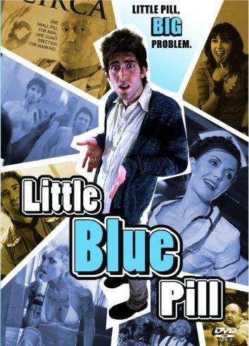 Смотреть Маленькая голубая таблетка онлайн в HD качестве 720p