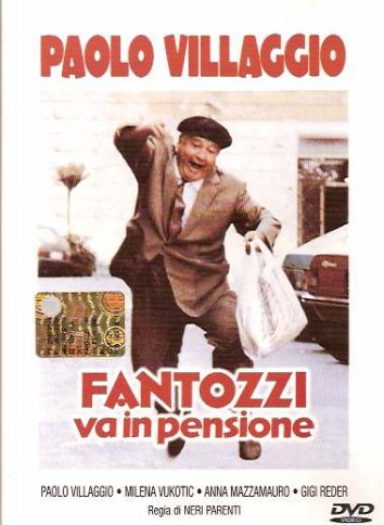 Смотреть Фантоцци уходит на пенсию онлайн в HD качестве 720p