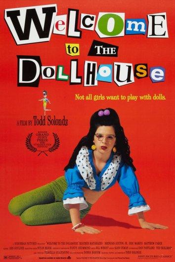 Смотреть Добро пожаловать в кукольный дом онлайн в HD качестве 720p