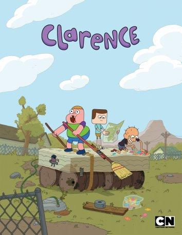 Смотреть Кларенс онлайн в HD качестве 720p