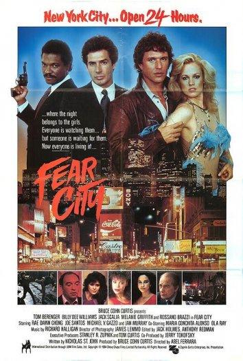 Смотреть Город страха онлайн в HD качестве 720p