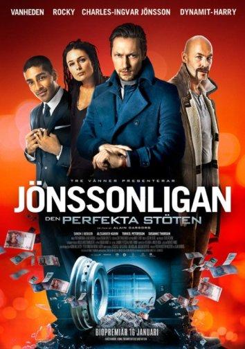 Смотреть Банда Йонссона. Большой куш онлайн в HD качестве 720p