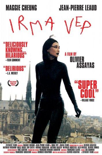Смотреть Ирма Веп онлайн в HD качестве 720p