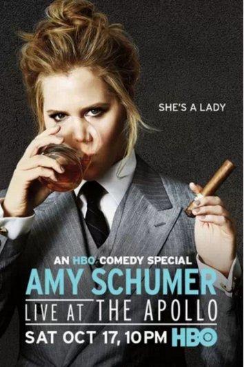Смотреть Эми Шумер. Концерт в Гарлеме онлайн в HD качестве 720p