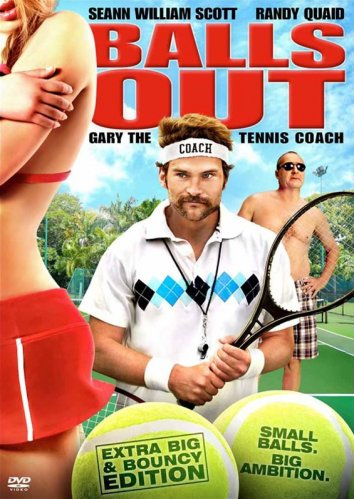 Смотреть Гари, тренер по теннису онлайн в HD качестве 720p