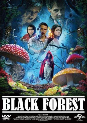 Смотреть Черный лес онлайн в HD качестве 720p
