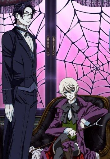 Смотреть Темный дворецкий2 / Демон-дворецкий 2 онлайн в HD качестве 720p