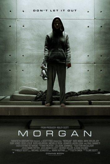 Смотреть Морган онлайн в HD качестве 720p