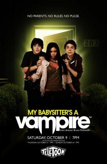 Смотреть Моя няня – вампир онлайн в HD качестве 720p
