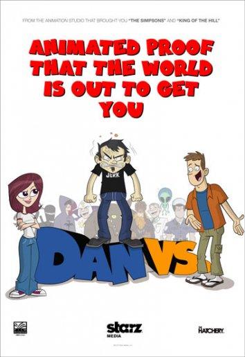 Смотреть Дэн против онлайн в HD качестве 720p