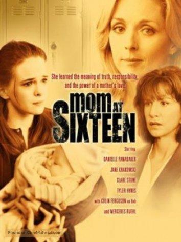 Смотреть Шестнадцатилетняя мать онлайн в HD качестве 720p