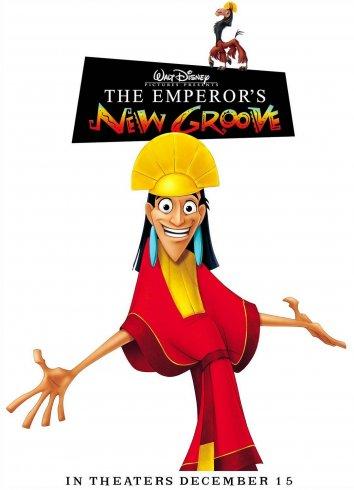 Смотреть Новая школа императора онлайн в HD качестве 720p