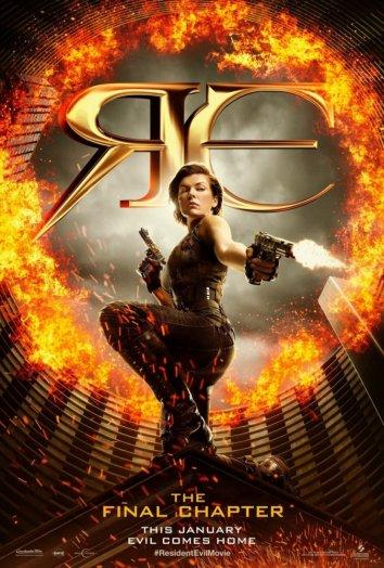 Смотреть Обитель зла: Последняя глава онлайн в HD качестве 720p