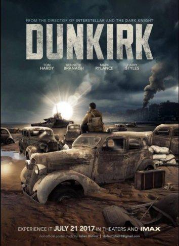Смотреть Дюнкерк онлайн в HD качестве 720p