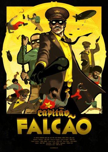 Смотреть Капитан Фалкан / Капитан Фалкао / Капитан Сокол онлайн в HD качестве 720p