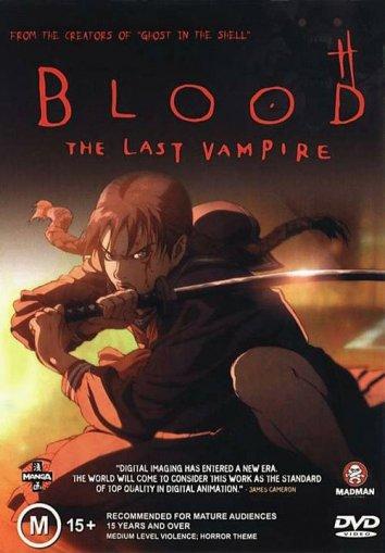 Смотреть Кровь: Последний вампир онлайн в HD качестве 720p