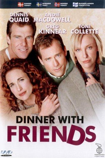 Смотреть Ужин с друзьями онлайн в HD качестве 720p