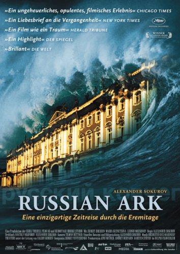 Смотреть Русский ковчег онлайн в HD качестве 720p