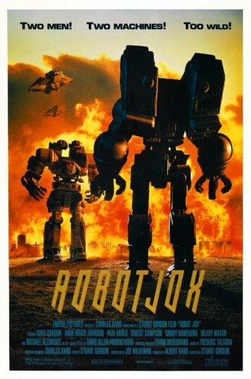 Смотреть Робот Джокс онлайн в HD качестве 720p