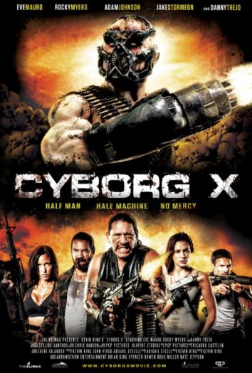 Смотреть КиборгX онлайн в HD качестве 720p