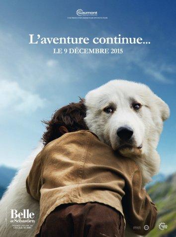 Смотреть Белль и Себастьян, приключение продолжается онлайн в HD качестве 720p