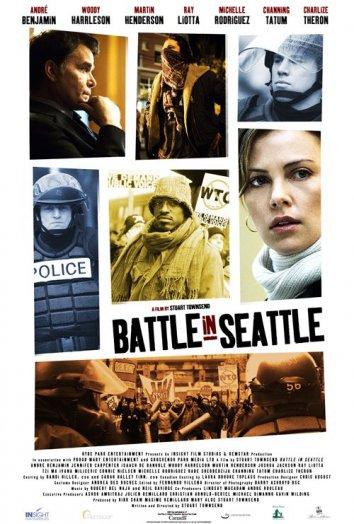 Смотреть Битва в Сиэтле онлайн в HD качестве 720p