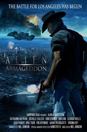 Смотреть Армагеддон пришельцев онлайн в HD качестве 720p